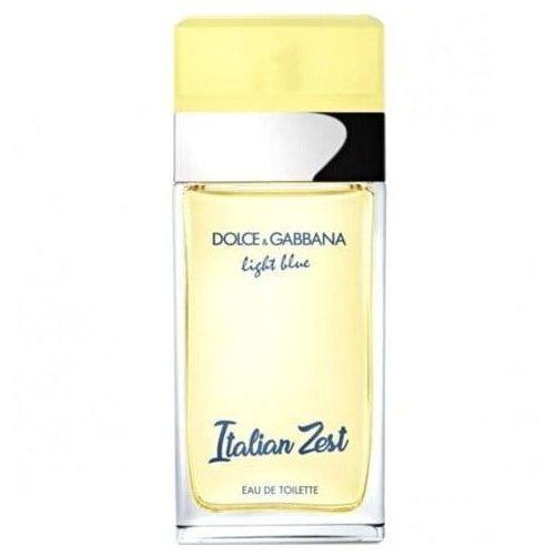 Testery zapachów dla kobiet, Dolce & Gabbana Light Blue Italian Zest Woda Toaletowa 100ml TESTER