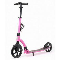 Składana aluminiowa hulajnoga Bike Star 230 Ultimate różowa