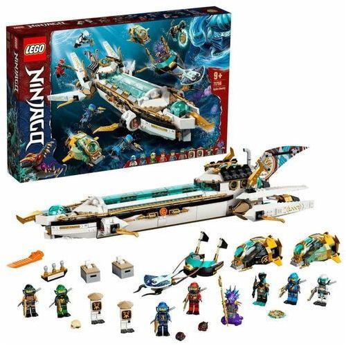 Klocki dla dzieci, Lego NINJAGO Pływająca perłahydro bounty 71756