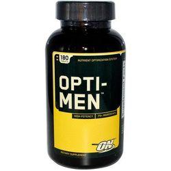 Witaminy OPTIMUM NUTRITION Opti Men 180tab