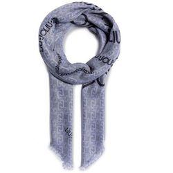 Chusta LIU JO - S Ecs Foulard 120x120 Logo Stell 3F0020 T0300 Mercurio 73907