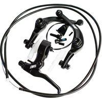 Pozostałe części rowerowe, hamulec FAMILY - Bmx Brake Kit Black Right (BLACK) rozmiar: OS
