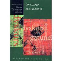 Językoznawstwo, Ćwiczenia ze stylistyki - Dorota Zdunkiewicz-Jedynak (opr. miękka)