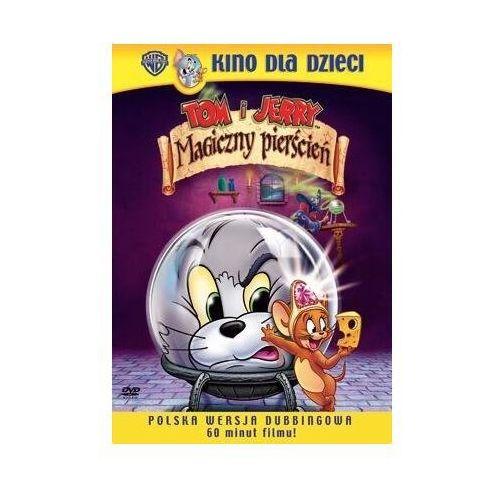 Filmy animowane, Film GALAPAGOS Tom i Jerry: Magiczny Pierścień