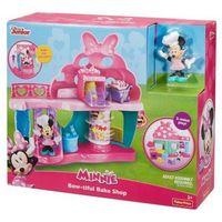 Pozostałe akcesoria dla dzieci, Cukiernia Myszki Minnie + figurka Minnie Fisher Price CJG88
