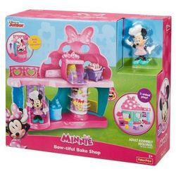 Cukiernia Myszki Minnie + figurka Minnie Fisher Price CJG88