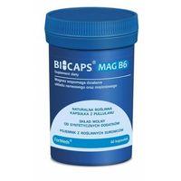 Witaminy i minerały, BICAPS® MAG B6 magnez