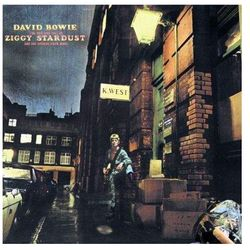 Rise And Fall Of Ziggy Stardust And The Spiders From Mars