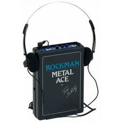 Dunlop Rockman Metal Ace ″ wzmacniacz słuchawkowy do gitary elektrycznej Płacąc przelewem przesyłka gratis!