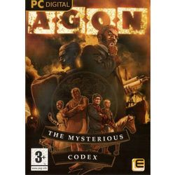 AGON The Mysterious Codex (PC)