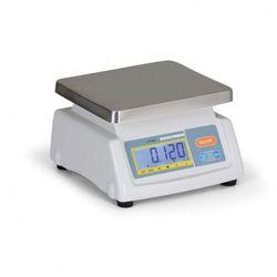 Waga stołowa z legalizacją T-SCALE TST28-6D, 2 wyświetlacze