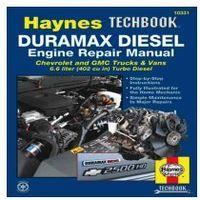 Biblioteka motoryzacji, Duramax Diesel Engine Techbook for Chevrolet & GMC Trucks & Vans (01-12) (USA)