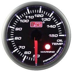 Wskaźnik temperatury oleju Auto Gauge warning