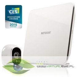 Netgear Zestaw ARLO VMS3130 1 kamera WiFi 720p + Stacja SMART HOME