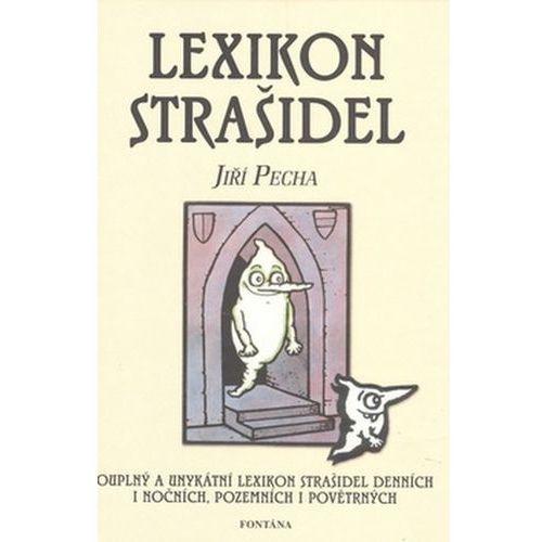 Pozostałe książki, Lexikon strašidel Jiří Pecha