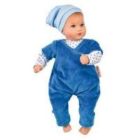 Lalki dla dzieci, KÄTHE KRUSE Mini Lalka Bambina Luis, kolor niebieski