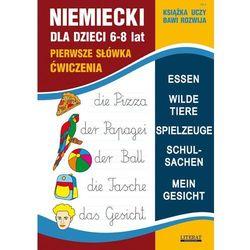 Niemiecki dla dzieci Zeszyt 4 - von Basse Monika, Bednarska Joanna (opr. miękka)