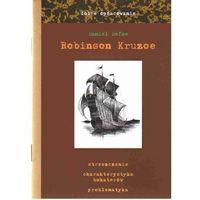 Lektury szkolne, Robinson Kruzoe dobre opracowanie (opr. miękka)