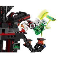 Klocki dla dzieci, Lego NINJAGO Imperialna świątynia szaleństwa empire temple of madness 71712