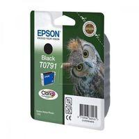 Tonery i bębny, Epson oryginalny ink C13T079140, black, 11,1ml, Epson Stylus Photo 1400