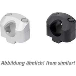 SW-MoTech Handlebar clamps 22 on 28 mm handlebar schw. Speed Triple 10 50180540040