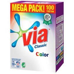 Via Classic Color Sensitive proszek do prania 100prań 4,7kg