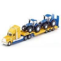 Traktory dla dzieci, Ciężarówka z traktorami New Holland