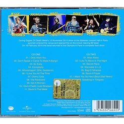 I Love You All The Time: Live At The Olympia In Paris - Eagles Of Death Metal (Płyta CD)