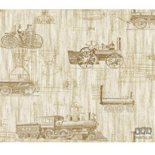 Tapety, Tiles & More XII 855302 tapeta ścienna RASCH