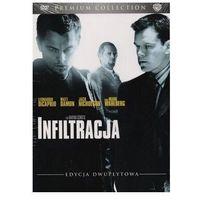 Dramaty i melodramaty, Infiltracja (DVD), Premium Collection - Martin Scorsese DARMOWA DOSTAWA KIOSK RUCHU