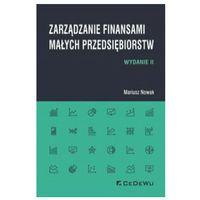 Biblioteka biznesu, Zarządzanie finansami małych przedsiębiorstw - Mariusz Nowak (opr. broszurowa)