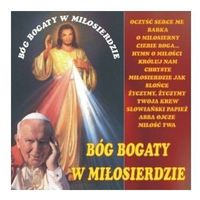Muzyka religijna, Barka - Bóg bogaty w miłosierdzie - CD