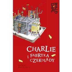 Charlie i fabryka czekolady Lektura z opracowaniem (opr. twarda)