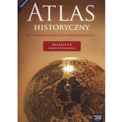 Atlas historyczny 5-8 Od starożytności do współczesności Szkoła podstawowa