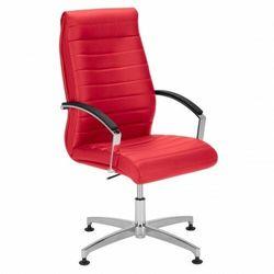 Fotel gabinetowy LYNX LB STEEL 48 - biurowy, krzesło obrotowe, biurowe