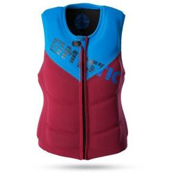 Kamizelka Mystic Star 2017 Wake Vest ZIP Bordeaux