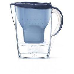 Dzbanek do wody BRITA Marella Cool Niebieski + 4 wkłady filtrujące