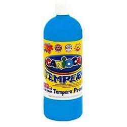 Farba Carioca tempera błękitna 1000ml (ko03/18)
