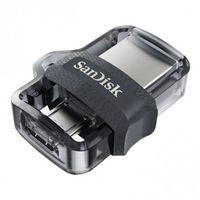Flashdrive, Pendrive SanDisk Ultra Dual Drive M3.0 16GB micro
