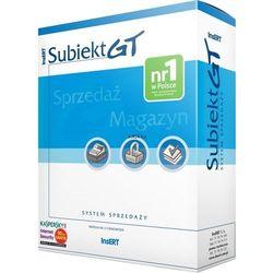 InsERT Subiekt GT system sprzedaży z magazynem