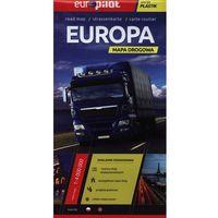 Mapy i atlasy turystyczne, Europa. Mapa drogowa 1:4 000 000