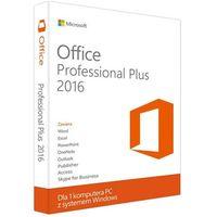 Programy biurowe i narzędziowe, Office Professional Plus 2016 Wersja PL/Nowy Klucz ESD/Szybka wysyłka/F-VAT 23%