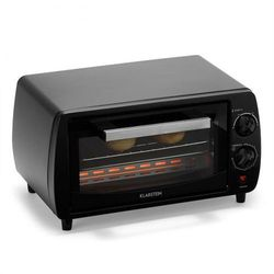 Klarstein Minibreak mini piekarnik 11l 800W 60 min. timer 250°C czarny