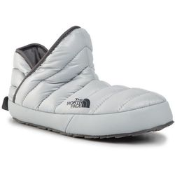 Kapcie THE NORTH FACE - Thermoball Traction Bootie NF0A331HTWP -050 High Rise Grey