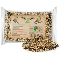 Środki na szkodniki, 1kg Pokarm dla ptaków zimujących. Ziarno dla ptaków, dla sikorek.