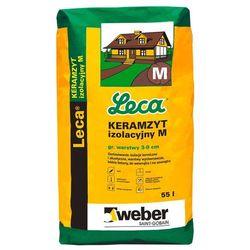 Weber Keramzyt izolacyjny 4 mm - 10 mm pakowany 55 l