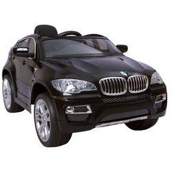 HECHT BMW X6 BLACK SAMOCHÓD TERENOWY ELEKTRYCZNY AKUMULATOROWY AUTO JEŹDZIK POJAZD ZABAWKA DLA DZIECI + PILOT DYSTRYBUTOR - AUTORYZOWANY DEALER HECHT promocja (-7%)