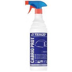 Tenzi - Cabrio Prot. Zabezpieczanie tekstyliów przed blaknięciem, wilgocią, brudem, solą, efekt hydrofobowy.