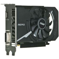 Karta graficzna MSI GeForce GT1030 GT 1030 AERO ITX 2GD4 OC 2GB DDR4 2100 MHz 64-bit- natychmiastowa wysyłka, ponad 4000 punktów odbioru!