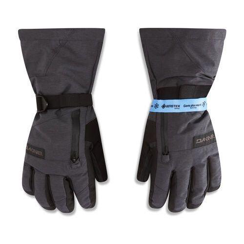 Rękawice ochronne, Rękawice narciarskie DAKINE - Titan Glove GORE-TEX 10003184 Carbon